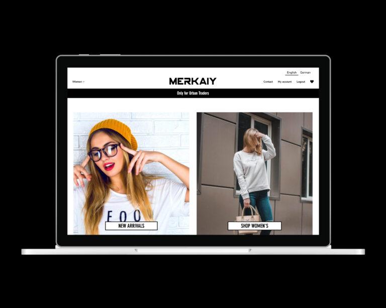 laptop website merkaiy