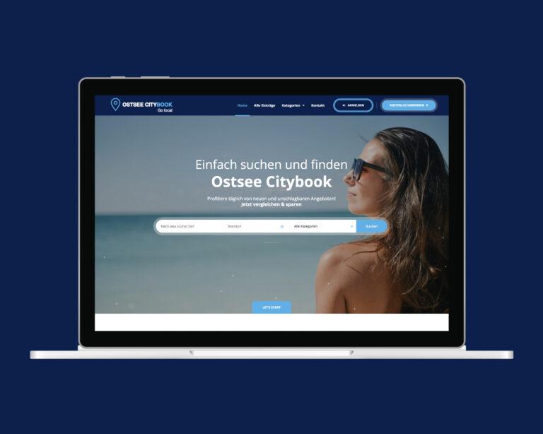 laptop website ostsee citybook