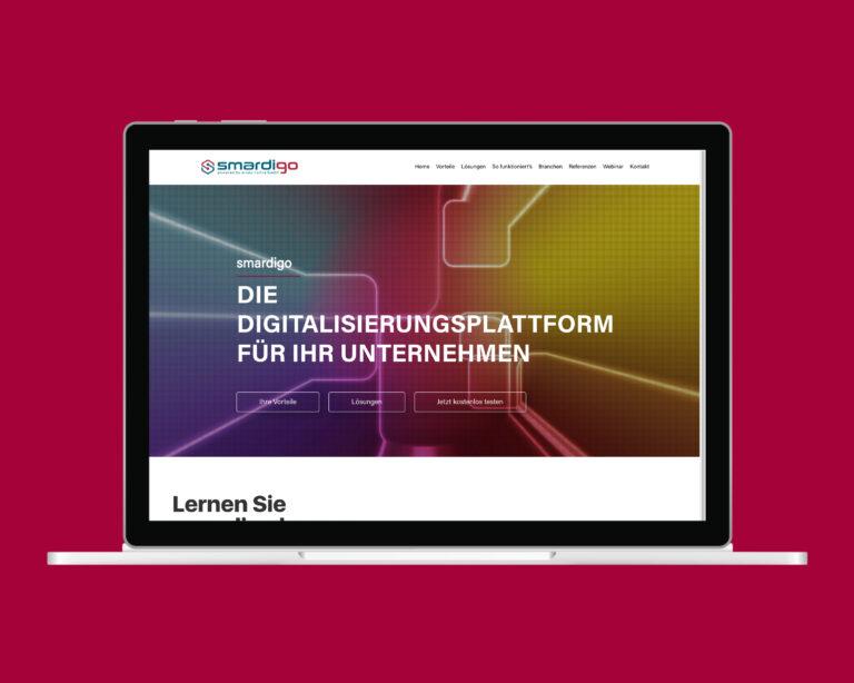 laptop website smardigo