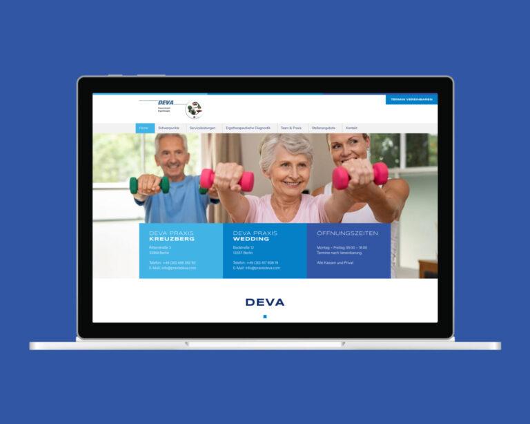 laptop website devapraxis
