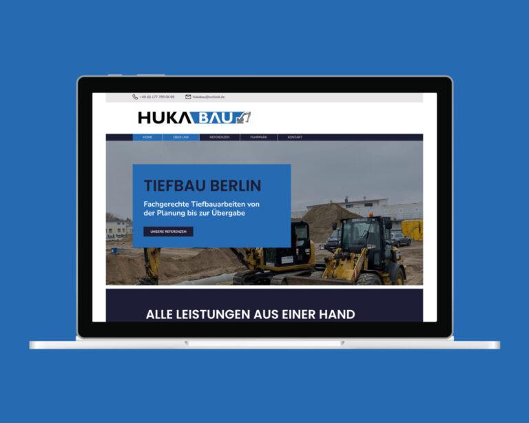 laptop website hukabau